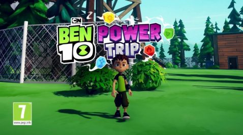 Ben 10 Power Trip reservar comprar barato CD key PC y PS5 Xbox Series X