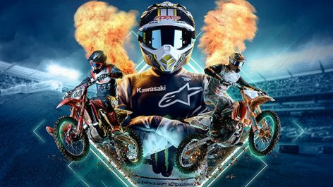 Monster Energy Supercross 4 comprar